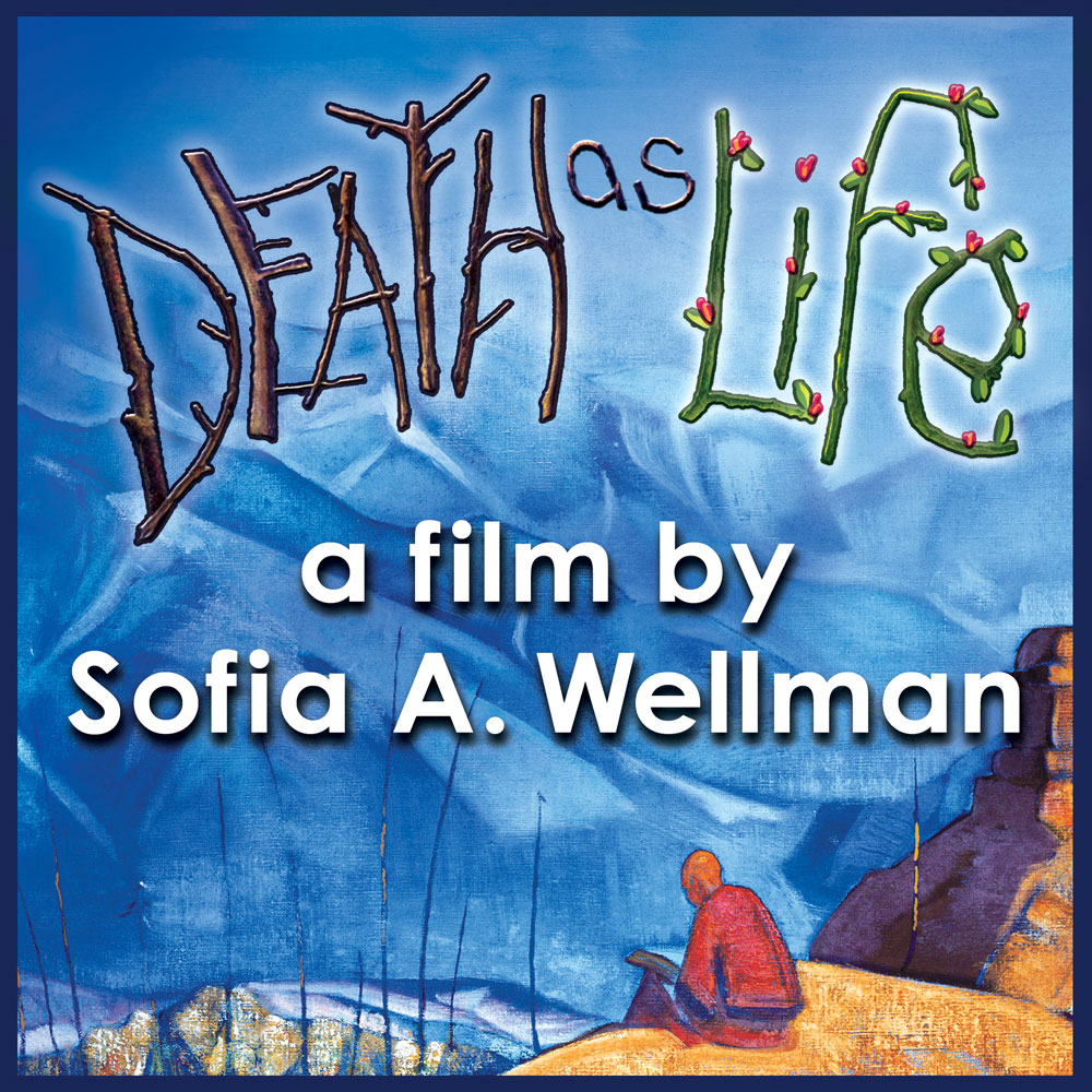 Sofia Wellman - Death As Life - Film Cover