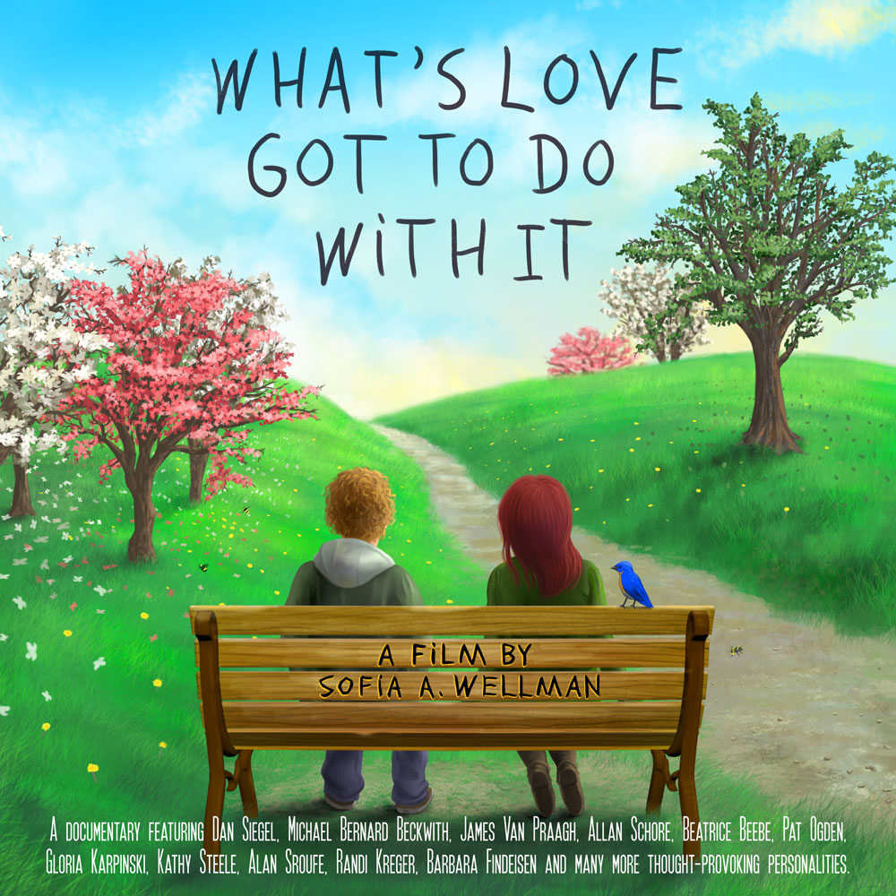 Sofia Wellman - Whats Love Got To Do With It - Film by Sofia Wellman - Film Cover