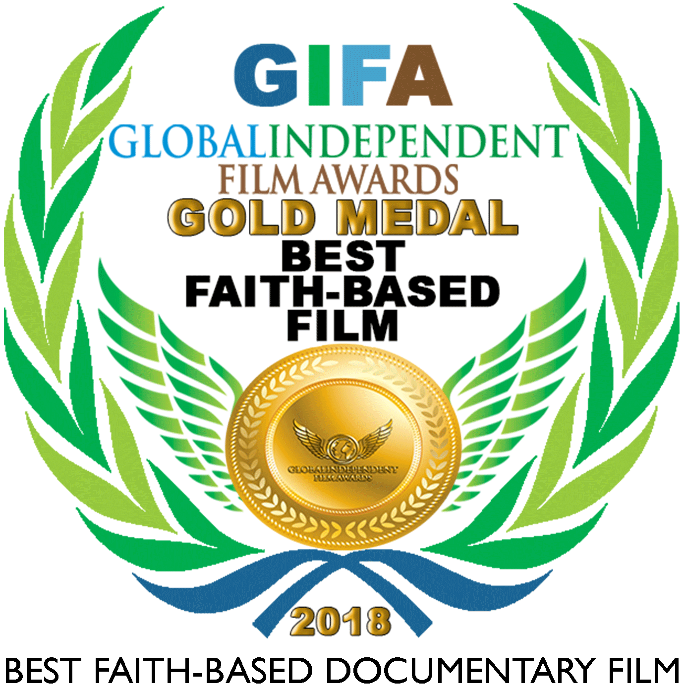 Sofia Wellman - Whats Love Got To Do With It - Film by Sofia Wellman - GIFA - Gold Medal - Best Faith Based Documentary Film - 2018