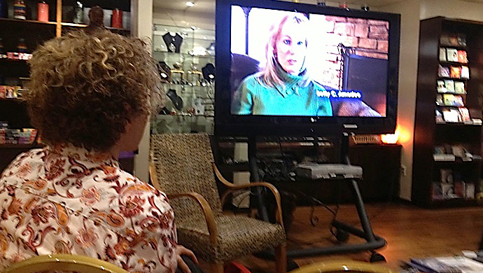"""Sofia Wellman's film screening for """"Death As Life"""" at Michael Beckwith's Agape International Spiritual Center"""