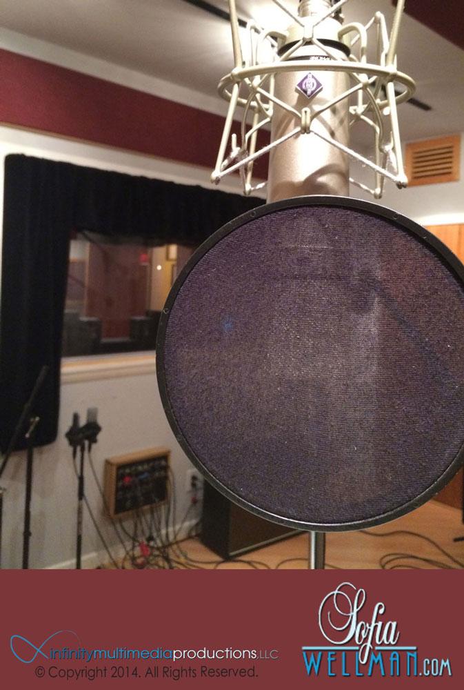 Sofia Wellman Recording