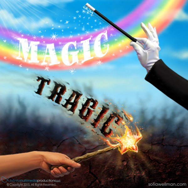 Sofia Wellman - Life Lessons Is Magic Tragic?