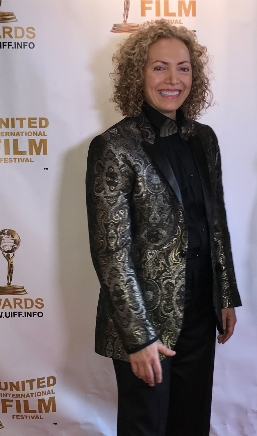 Sofia Wellman - Won Best Documentary Film Award - United International Film Awards - 2017 - Whats Love Got To Do With It - Film by Sofia Wellman