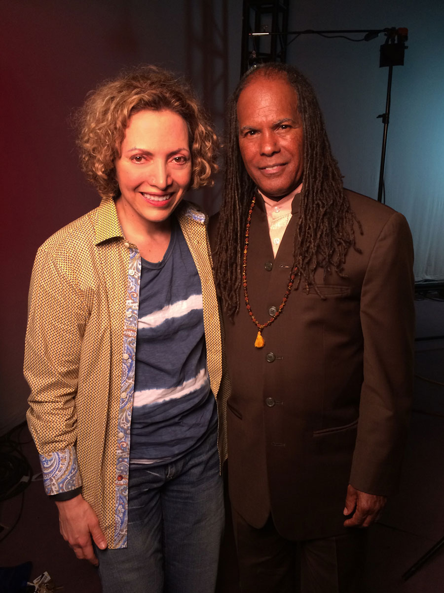 "Interview with Michael Beckwith at Agape International Spiritual Center for the film ""What's Love Got To Do With It"" Film by Sofia Wellman"