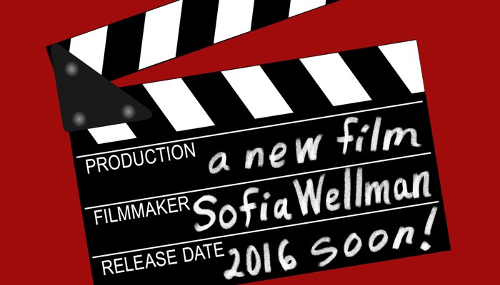Sofia Wellman - Announce New Film - Movie Slate