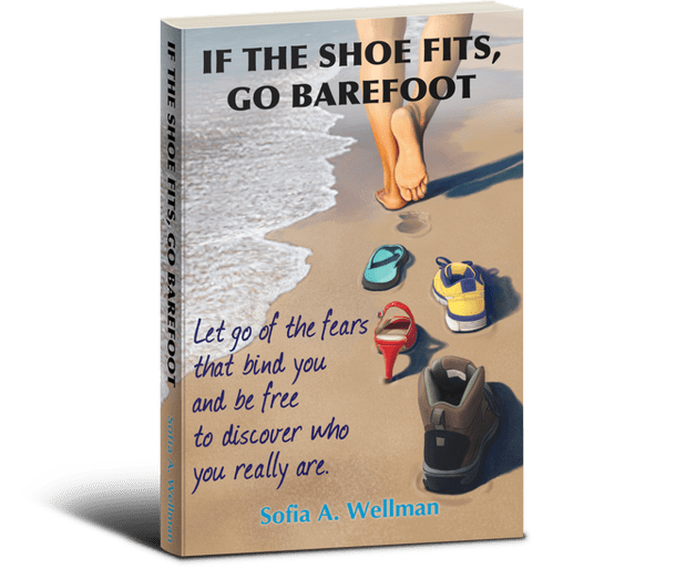 Sofia Wellman - If the Shoe Fits Go Barefoot cover 3D