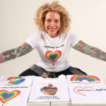 Sofia Wellman - The Rainbow Store - Shirts For Sale